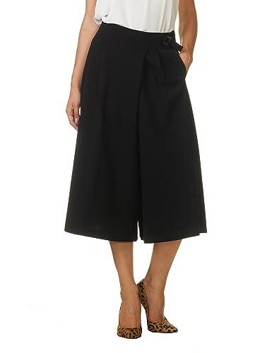 Only Women's Bonn Mw Buckle Skirt Pant