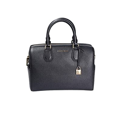descuento especial de duradero en uso el precio más bajo Michael Kors Luxury Fashion Mujer 30H6GM9U2L001 Negro Bolso ...