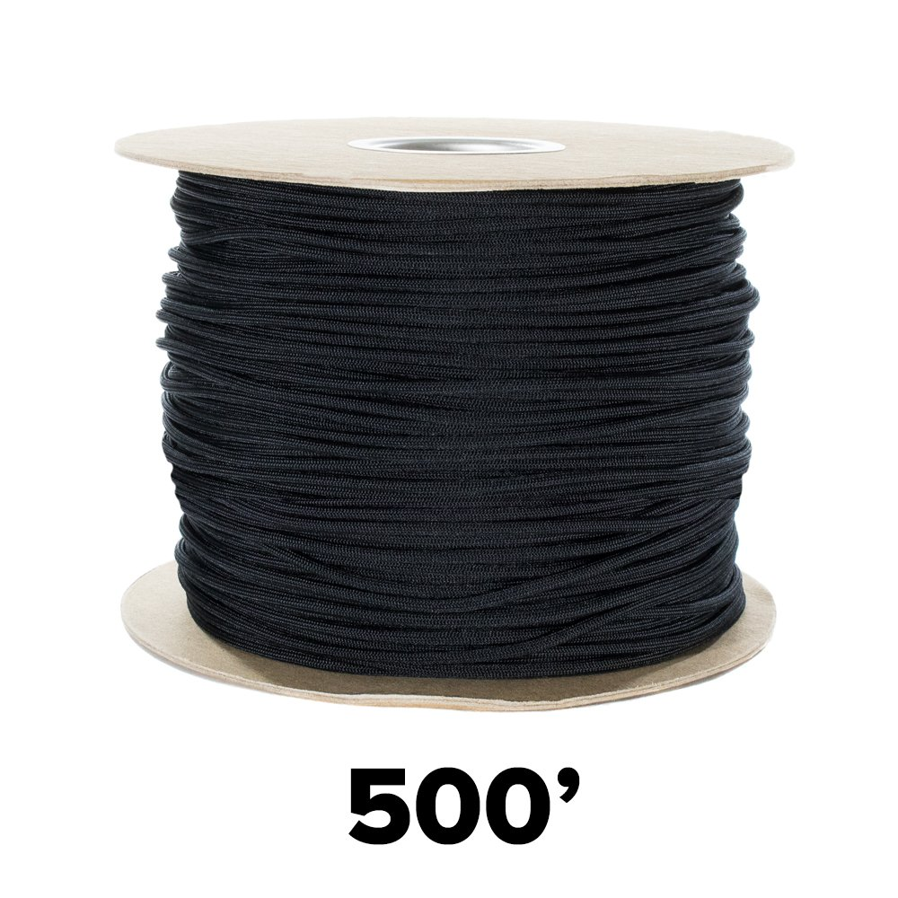 GOLBERG 550lb Parachute Cord Paracord - 100% Nylon USA Made Mil-Spec Type III Paracord - Used by The US Military - Multiple Colors & Lengths Available by GOLBERG G (Image #8)