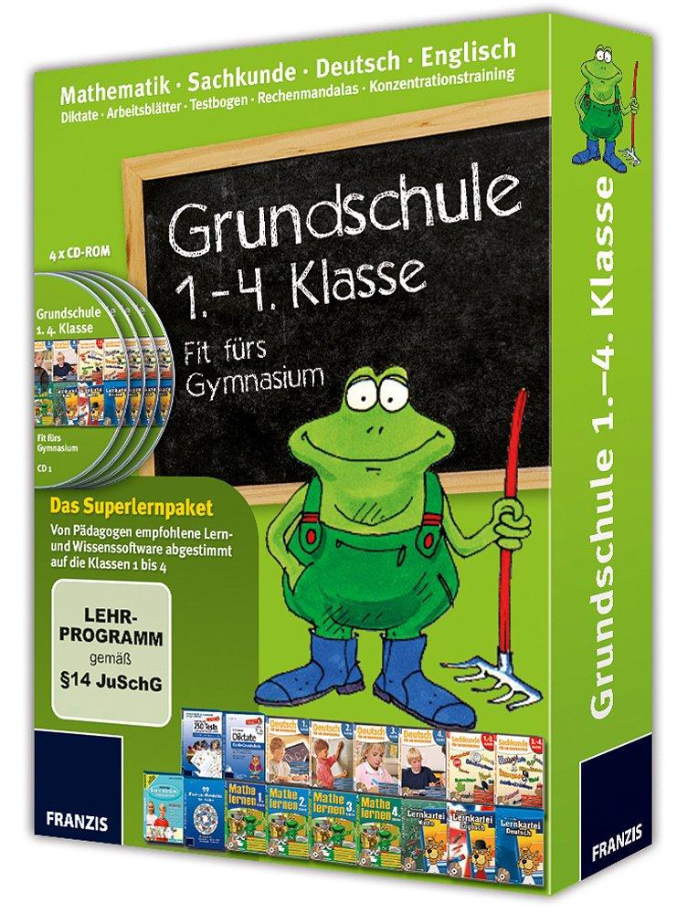 Grundschule 1.-4. Klasse - Fit fürs Gymnasium: Franzis: Amazon.de ...
