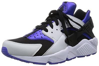 hot sale online 5cf29 f44d8 Nike Men's Air Huarache, Persian Violet/Pure Platinum-Black