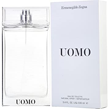 Amazon.com   ZEGNA UOMO by Ermenegildo Zegna EDT SPRAY 3.4 OZ for MEN(Package  Of 5)   Beauty ad6fa8a24cf