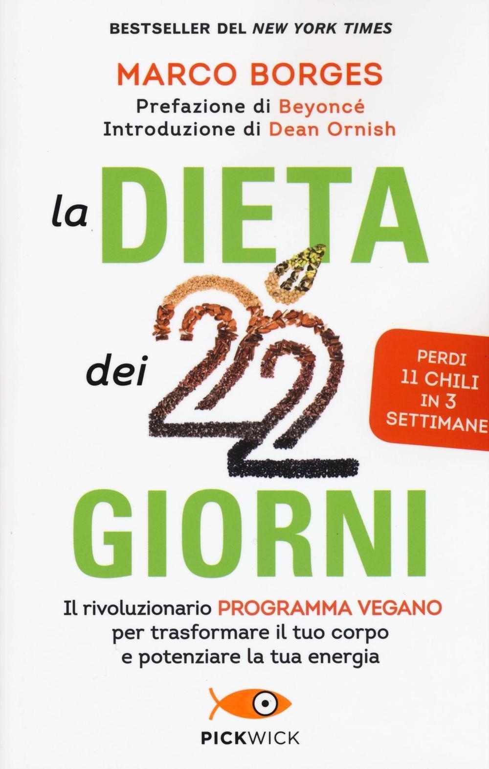 dieta vegana per perdere peso 10 chilis