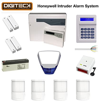 Amazon.com : Honeywell Best Home Burglar Intruder Alarm ...