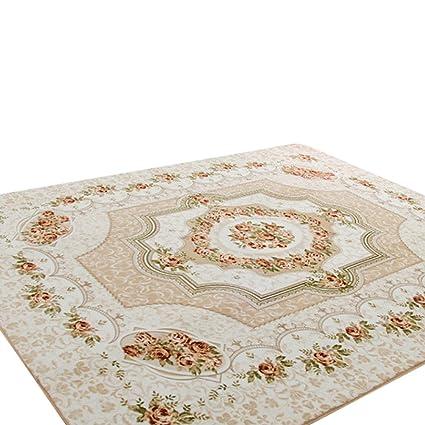 CHENGYANG tappeti da salotto Tappeto orientali motivo floreale ...