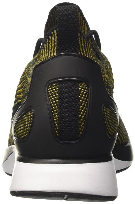 brand new 67091 c155e Nike Men s Air Zoom Mariah Flyknit Racer Gymnastics Shoes  Amazon.co.uk   Shoes   Bags
