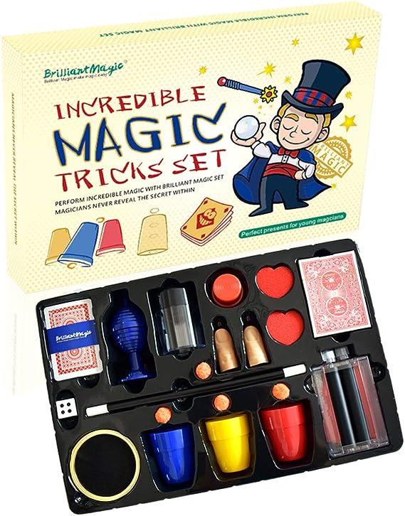 Magic /& Party Tricks MYSTIQUE VINTAGE MAGIC SET