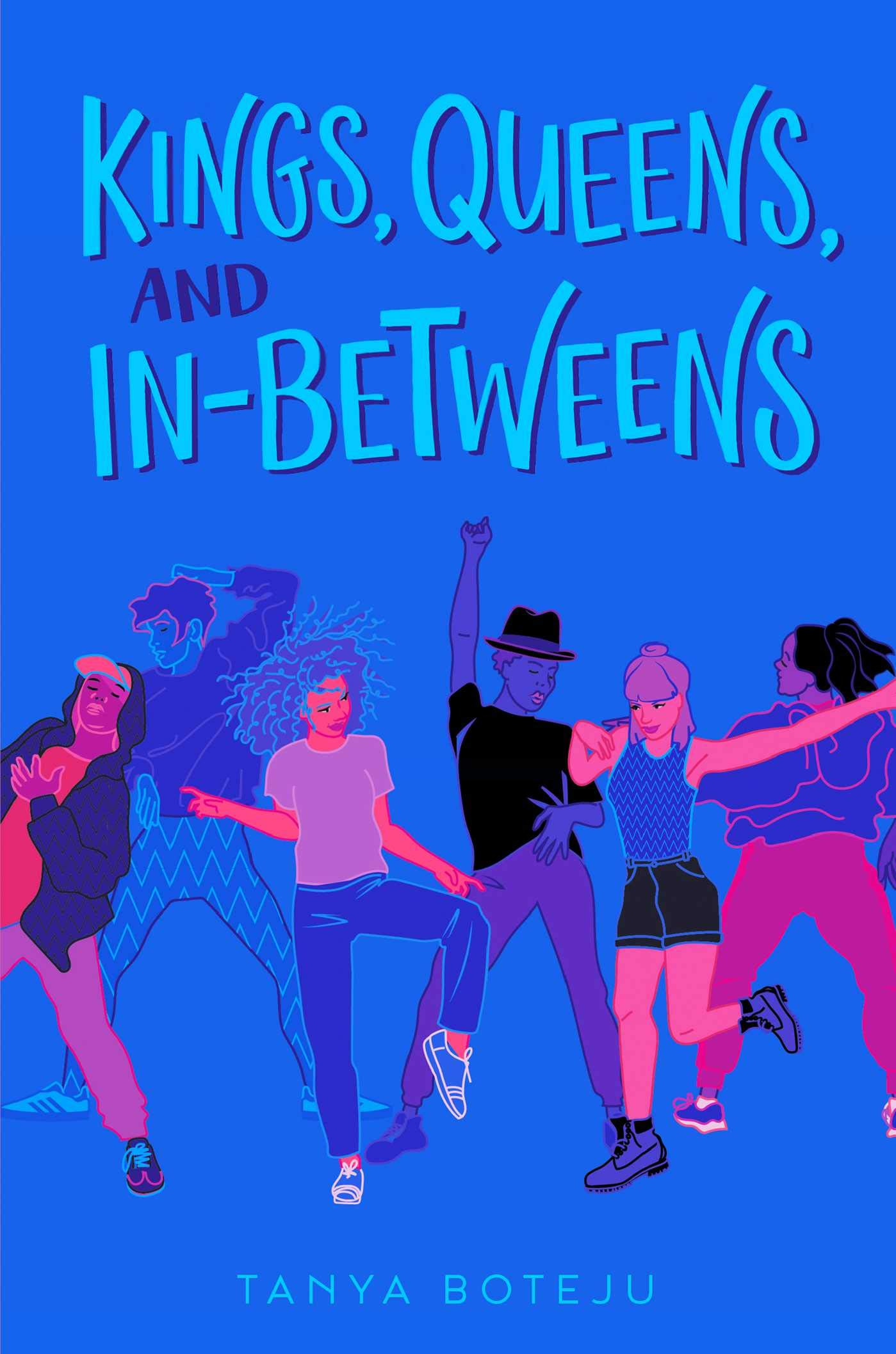 Amazon.com: Kings, Queens, and In-Betweens (9781534430655): Boteju, Tanya:  Books