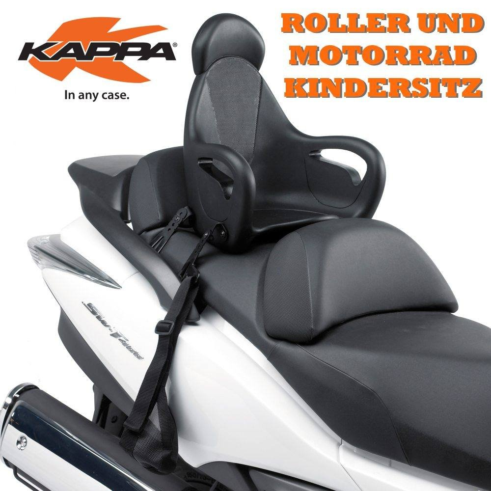 Kappa seat child Scooter Quad Bike KS650
