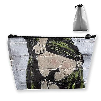 Bolsa de almacenamiento Lona de Banksy Mujeres Grenade ...