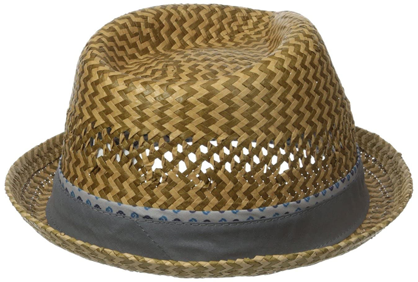 8eae7a0faf367 Amazon.com  Ben Sherman Men s Vented Straw Trilby