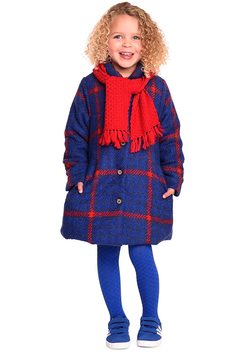 54 Wooly Fabric F17GCO001 Room Seven Candice Coat