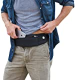 Orion's Travel Belt - Waist Pack for Hiking, Traveling, Running, Walking - Adjustable Water Resistant Fanny Pack for Holding Your Phone, Money, Passport