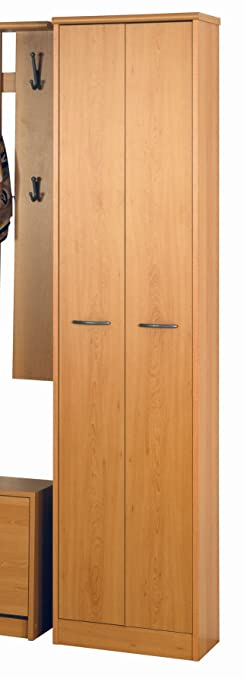 posseik 1305 08 seitenschrank buche-nachbildung: amazon.de: küche ... - Seitenschrank Küche
