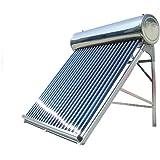 V-Guard 200-Watt Silicone Solar Water Heater (Silver & Blue)