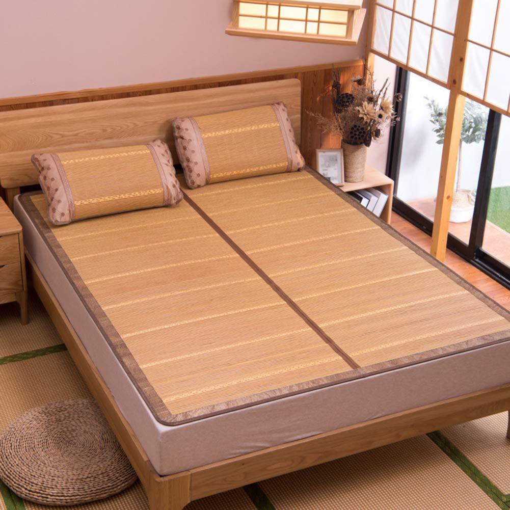 Cooling Summer Sleeping Pad Mattress Topper,Breathable Cooling Tatami Mattress Mat,Premium Japanese Floor Futon Mattress Pad-a Twin