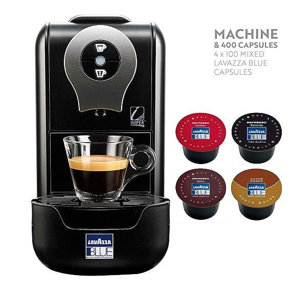 Lavazza Blue LB910 - Juego de cafetera de café espresso con ...