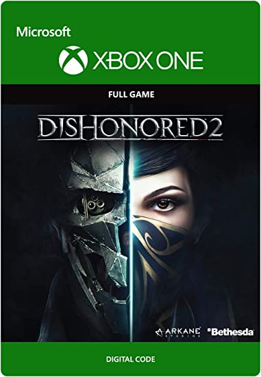 Dishonored 2 | Xbox One - Código de descarga: Amazon.es: Videojuegos