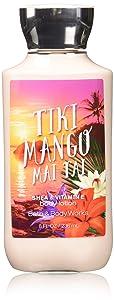 Bath & Body Works Shea & Vitamin E Lotion Tiki Mango Mai Tai