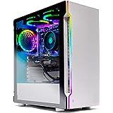 Skytech Archangel Gaming Computer PC Desktop – Ryzen 5 3600 3.6GHz, GTX 1660 Super 6G, 500GB SSD, 16GB DDR4 3000MHz, RGB Fans