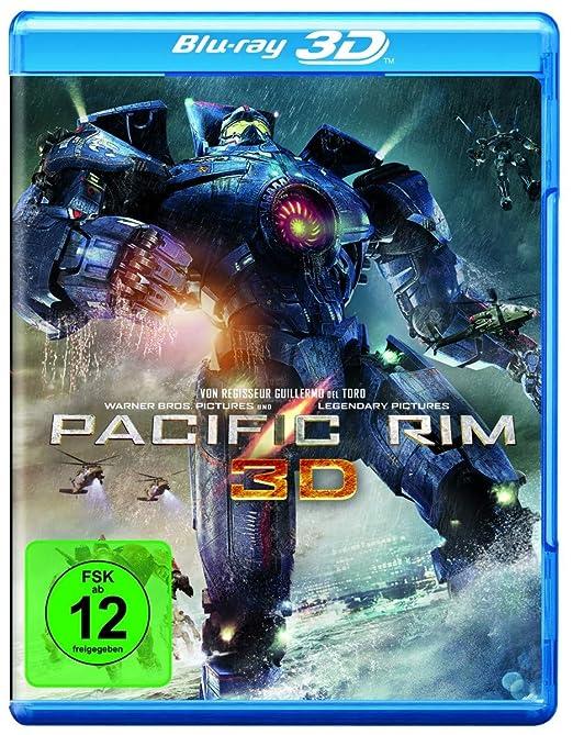 Pacific Rim (+2 BRs) [Alemania] [Blu-ray]: Amazon.es