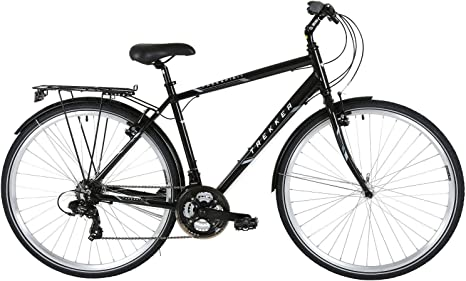 Free Spirit Trekker – para mujer – bicicleta 700 C bicicleta híbrida ...
