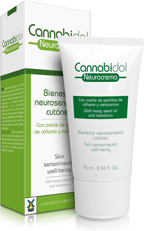 Tegor, Cannabidol neurocrema. Crema corporal - 75ml