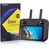 [2 Pack] SEASKYRC HD Tempered Glass Screen Protector Protective Film for DJI Smart Controller Mavic 2 Pro/Zoom Drone Remote C