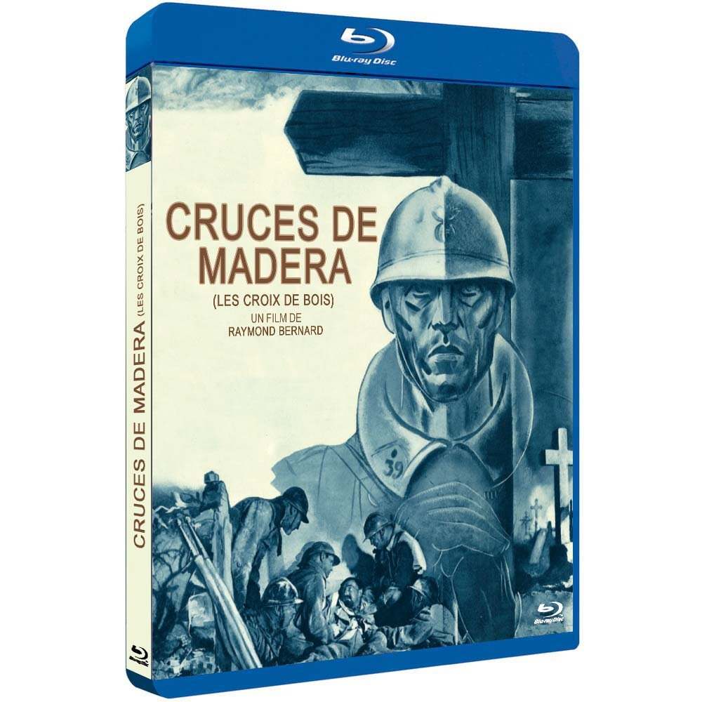 Las Cruces de Madera BD 1932 Les croix de bois Blu-ray ...