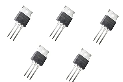 5Pcs IRF9540N P-Channel Power MOSFET TO-220, by Tech Express