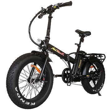 Addmotor Motan Plegable Grasa neumático para Bicicletas ...