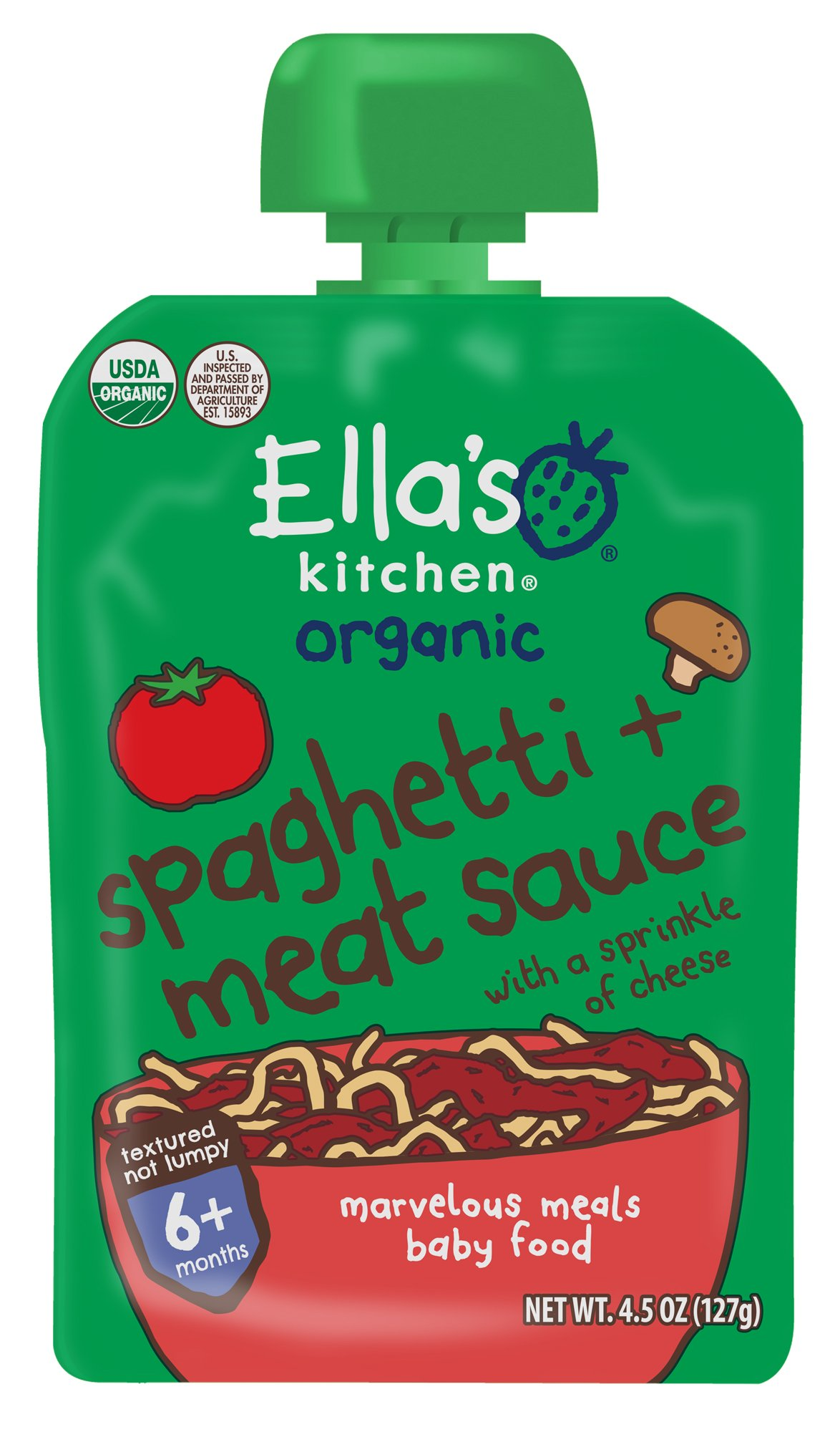 Ella's Kitchen Tomato And Basil Melty Sticks: Amazon.com ...