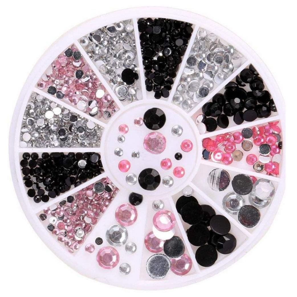 Amazon.com : High Quality Professional Nail Art Set Kit With Pack of ...
