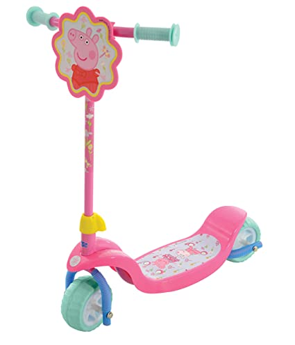 Peppa Pig M14269 My First in Line - Patinete: Amazon.es ...