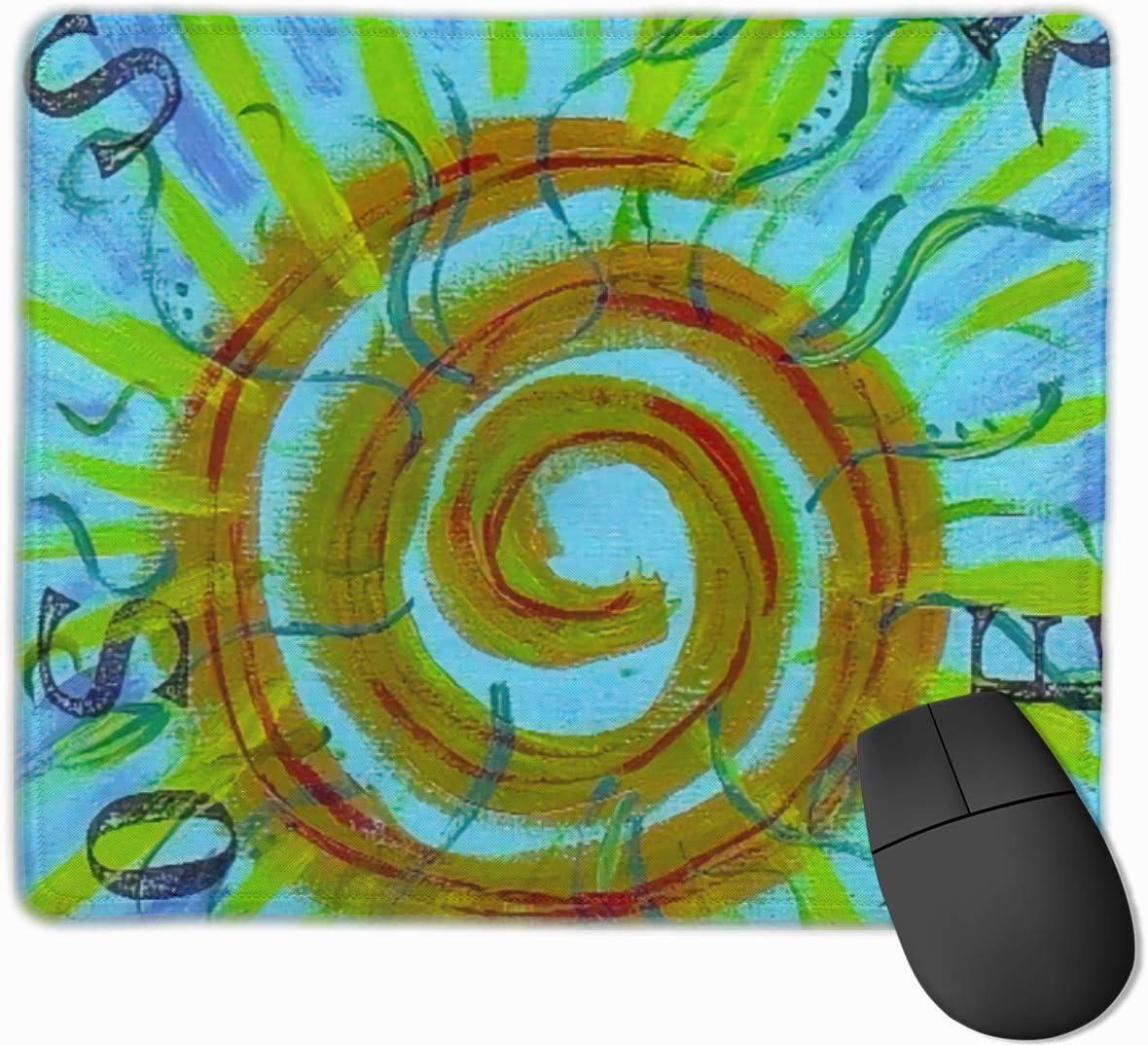 Alfombrilla Antideslizante de Goma para ratón, diseño de Bandera ...