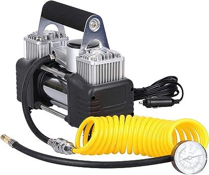 150 PSI 12v coche bombas en movimiento-neumáticos de goma Electric air compresor nuevo