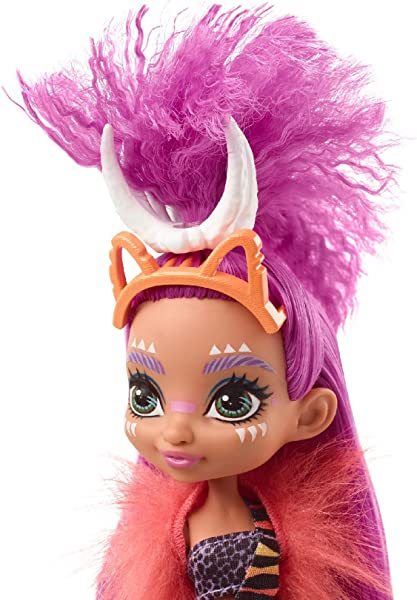 Cave Club fashion doll Roaralai toy for kids in package