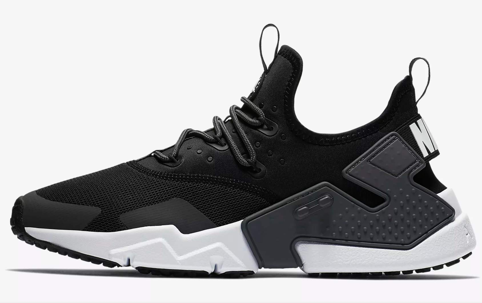 new style 97bee aff92 Galleon - NIKE Men s Air Huarache Drift Running Shoe, Black Black-Anthracite-White,  7.5