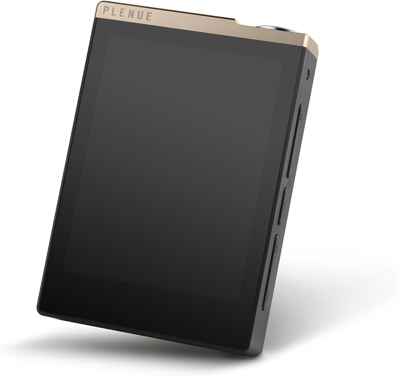 Cowon PLENUE D MP3 32GB Negro, Oro - Reproductor MP3 (Reproductor de MP3, 32 GB, LCD, USB 2.0, 94 g, Negro, Oro)