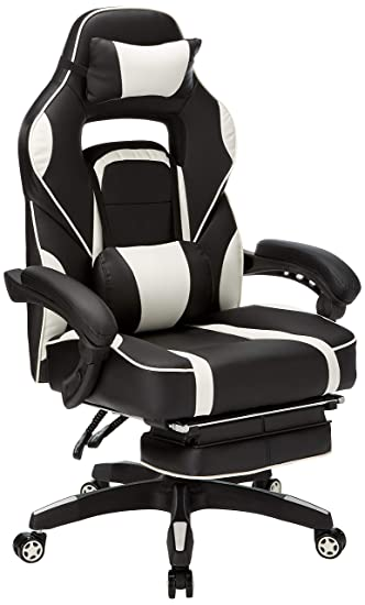 Recliner Chair Merax High Back Ergonomic Racing Computer Gaming Office Chair Recliner