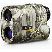 Wild Hunting Rangefinder - Laser Range Finder for Hunting with Speed, Scan 540 Yards