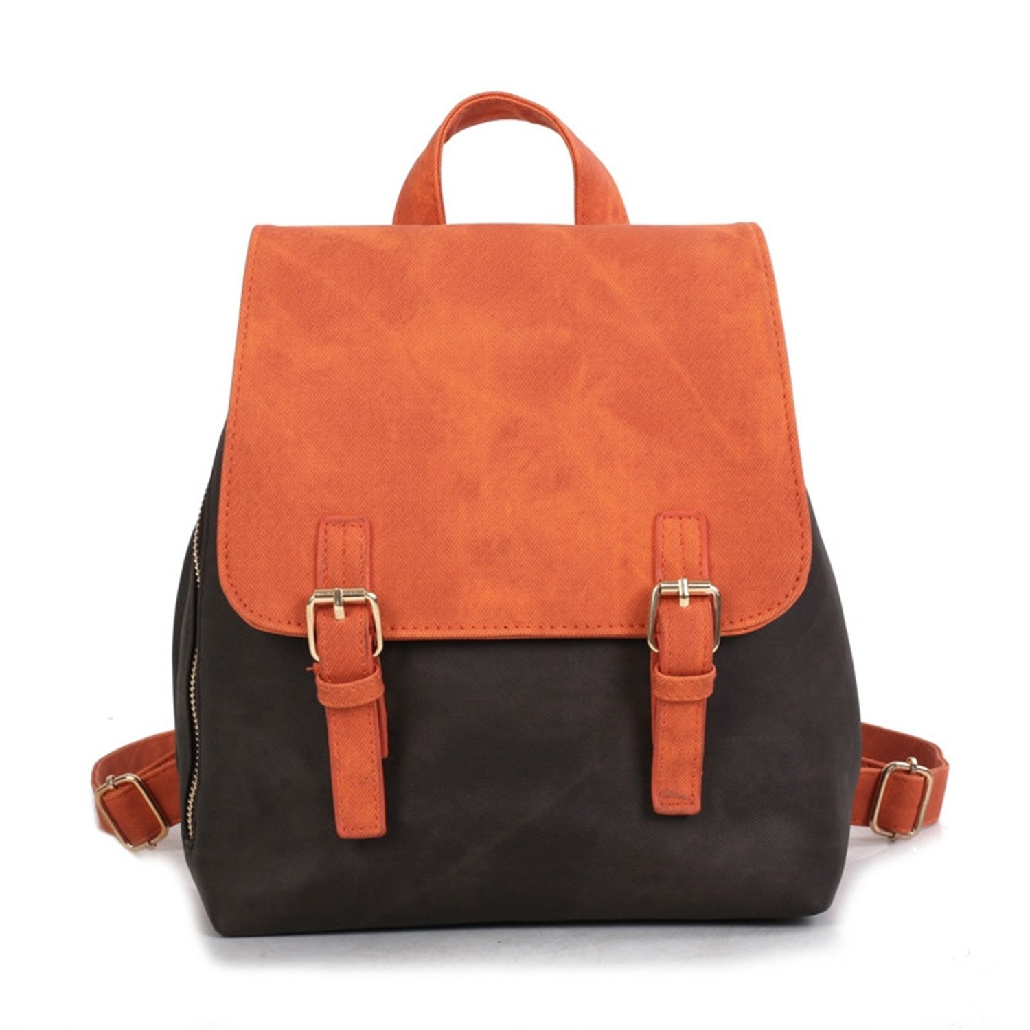 Amazon.com: Tyler Morrison Brand Women Pu Leather Backpacks Female School Bags For Girls Teenagers Small Backpack Rucksack Mochilas Sac A Dos Blue Small ...