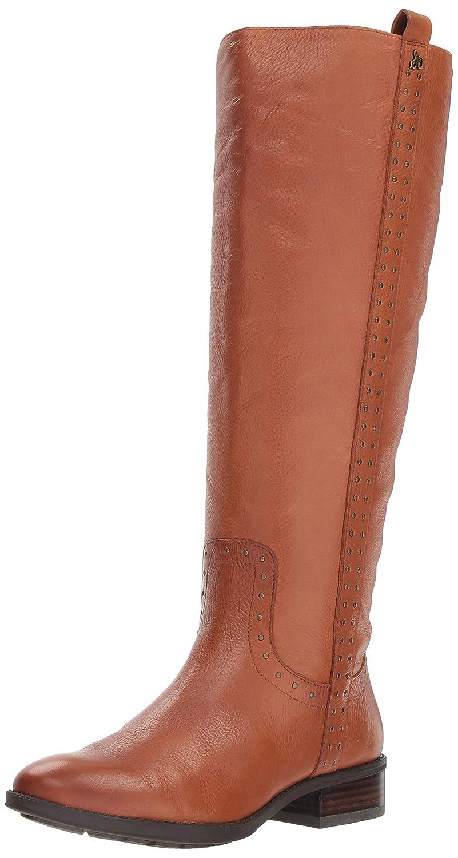 Whiskey Leather Sam Edelman Womens Prina 2 Knee High Boot