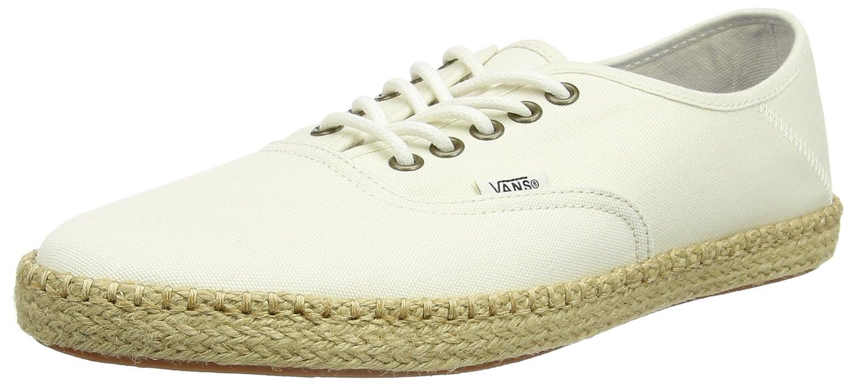 Vans Herren Authentic ESP Low Top Elfenbein Classic White