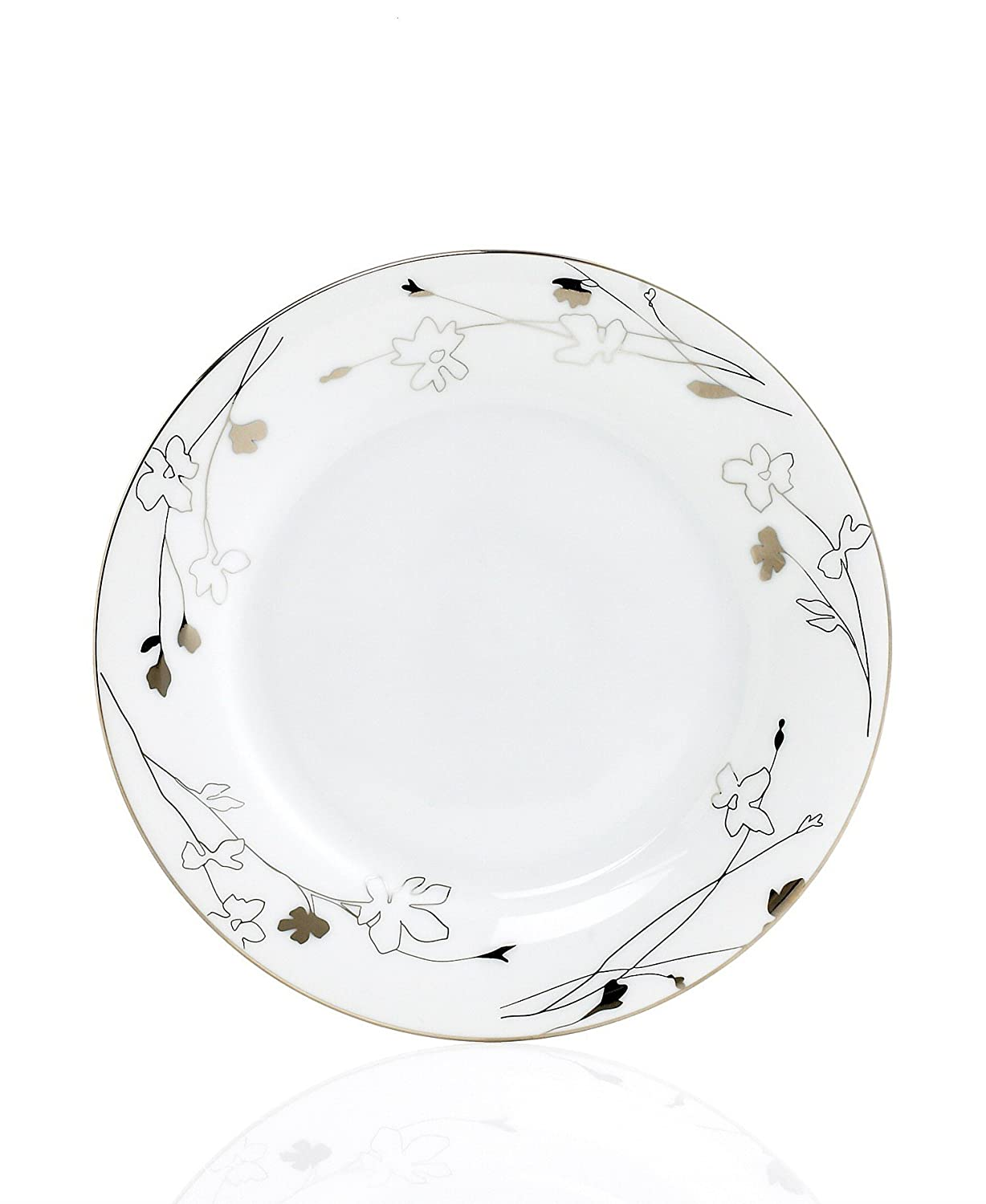 Astounding Charter Club Dinnerware Grand Buffet Platinum Silhouette Round Salad Plate Home Interior And Landscaping Ponolsignezvosmurscom
