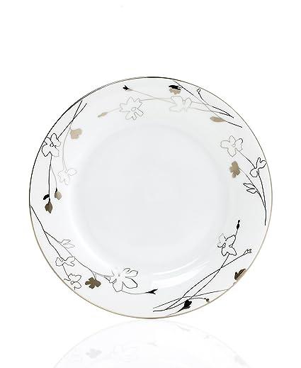 Surprising Charter Club Dinnerware Grand Buffet Platinum Silhouette Round Salad Plate Home Interior And Landscaping Sapresignezvosmurscom