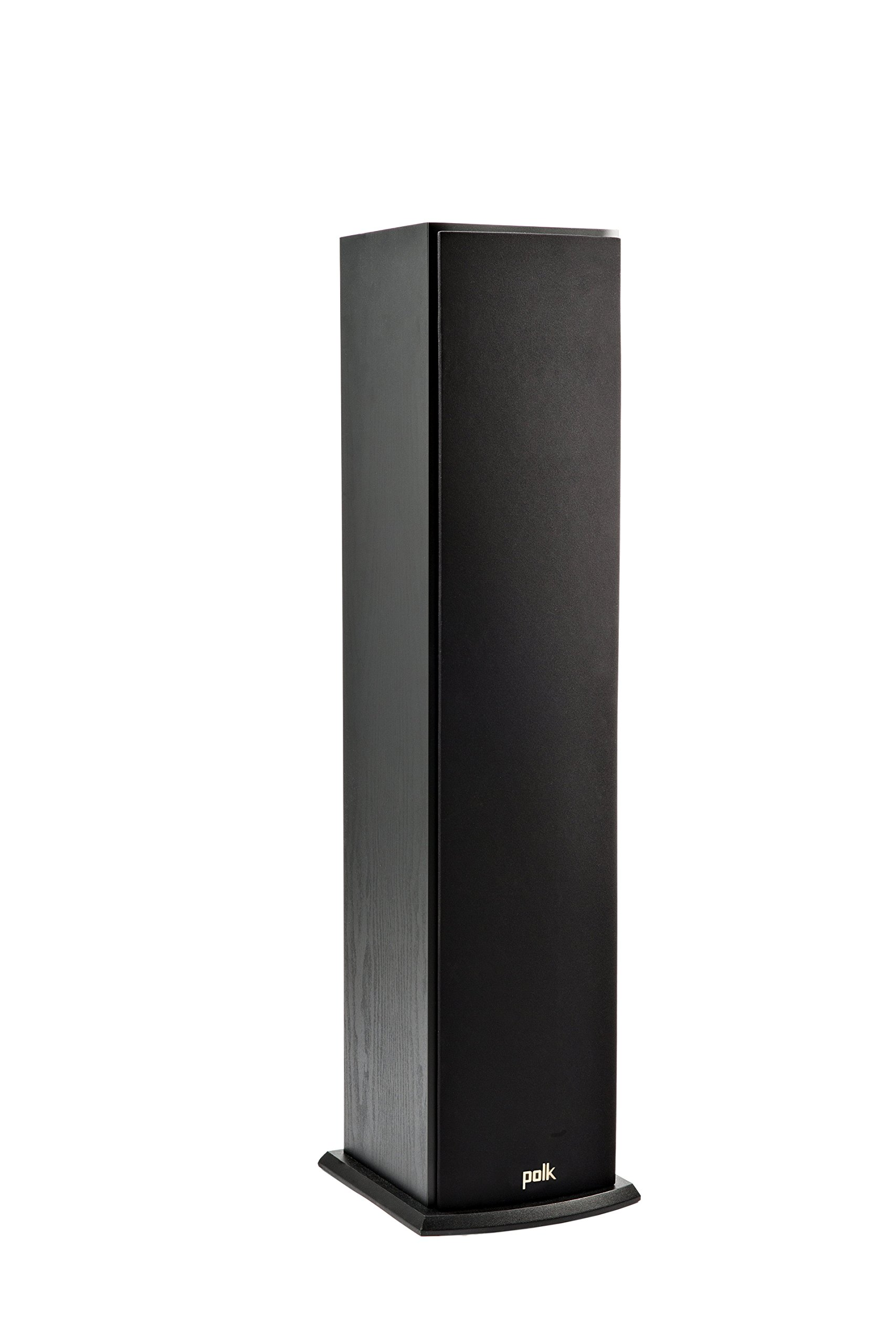 Polk T50 150 Watt Home Theater Floor Standing Tower Speaker (Single) - Premium Sound at a Great Value | Dolby and DTS Surround by Polk Audio