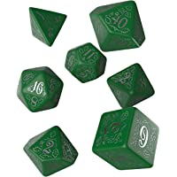 Q WORKSHOP Pathfinder Kingmaker RPG Ornamented Dice Set