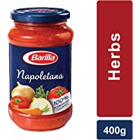 Barilla Sugo Napoletana Pasta Sauce, 400 gm