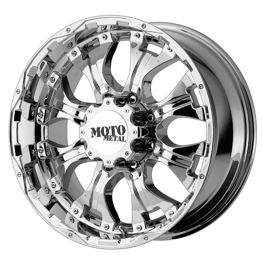 Moto Metal Series MO959 Chrome Wheel (20x9''/8x170mm)